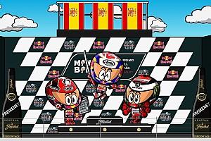 MotoGP Artículo especial VIDEO: el GP de España según los 'MiniBikers'
