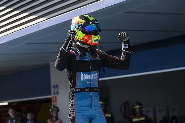 GP3 race winner Lorandi signs for Trident
