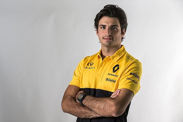 F1 Noticias de última hora Sainz ante su debut en Renault: