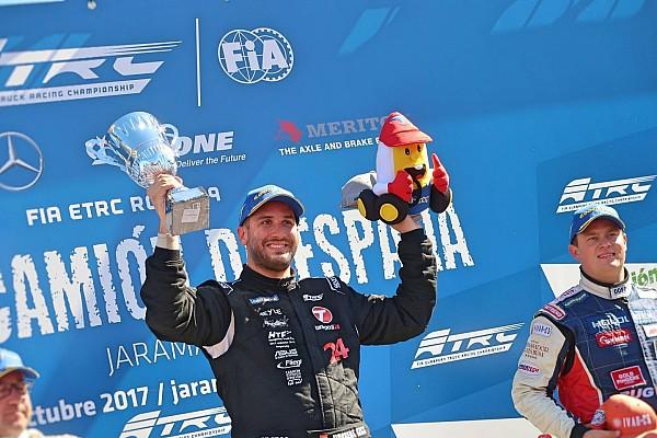 Kamion Eb Motorsport.com hírek FIA ETRC: Kiss Norbi európa-bajnoki bronzérmes!