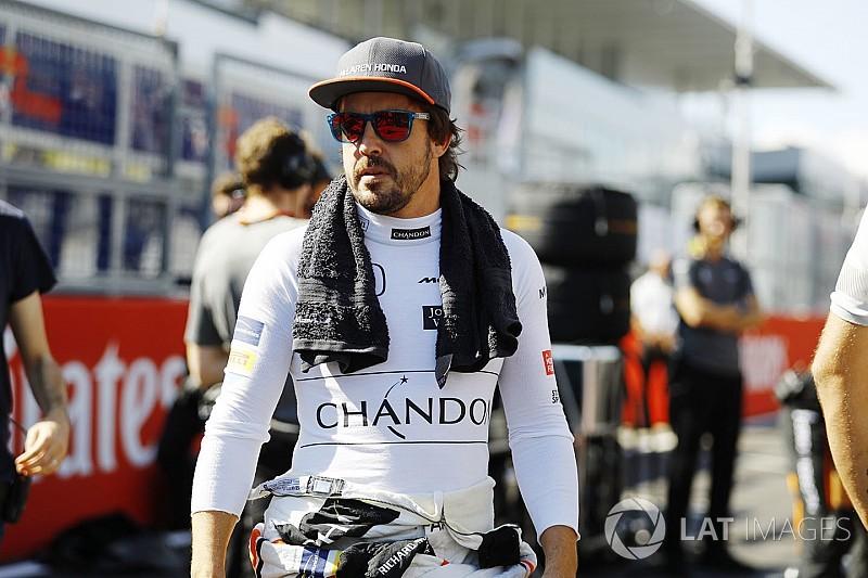 Honda: Не всі задоволені ставленням Алонсо