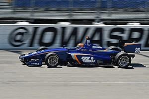 Indy Lights Relato da corrida Leist vence em Iowa e acirra batalha por título