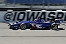 Indy Lights Leist vence em Iowa e acirra batalha por título