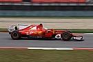 【F1】中国GP:FP3速報/ドライ路面でベッテルがトップ。アロンソ17番手