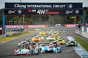Asian Le Mans Race report Second win of the season for Jackie Chan DC Racing