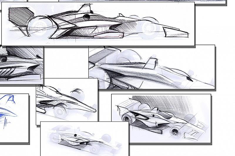 IndyCar представила концепцию обвесов для сезона-2018