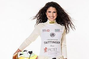 24 heures du Mans Interview Une première au Mans pleine d'émotions pour Inès Taittinger