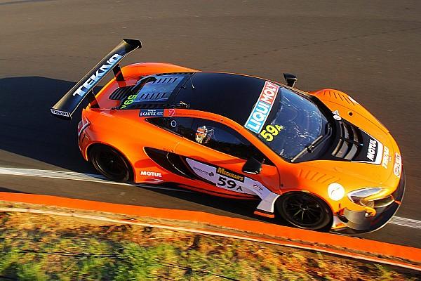 Экипаж McLaren выиграл
