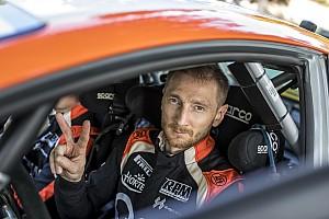 ERC Интервью «Планируем проехать несколько этапов с WRC». Интервью Алексея Лукьянюка