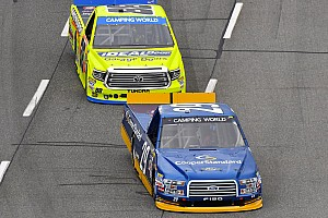 NASCAR Truck Interview Matt Crafton thrilled to be back with Ford