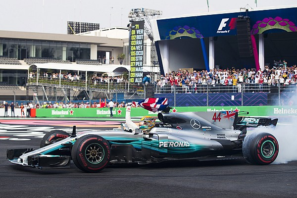 Formula 1 Hamilton tak punya lawan di F1 2017 - Alonso