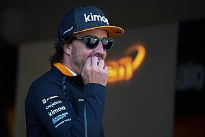 Fernando Alonso tiene una preocupación en Bakú