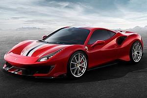 Ferrari svela in anteprima la 488 Pista. Sarà presentata a Ginevra
