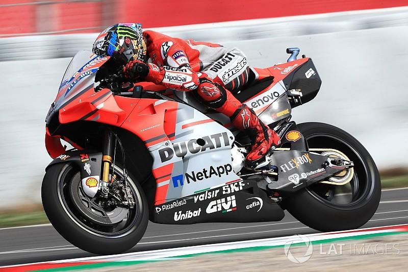 Lorenzo pakt sensationele pole voor GP van Catalonië