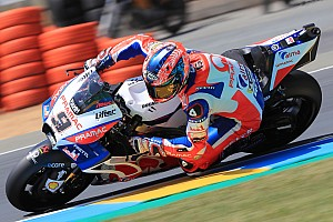 MotoGP Últimas notícias Petrucci celebra pódio após má fase no início do ano