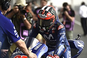 MotoGP Breaking news Vinales: Qatar set-up changes made testing