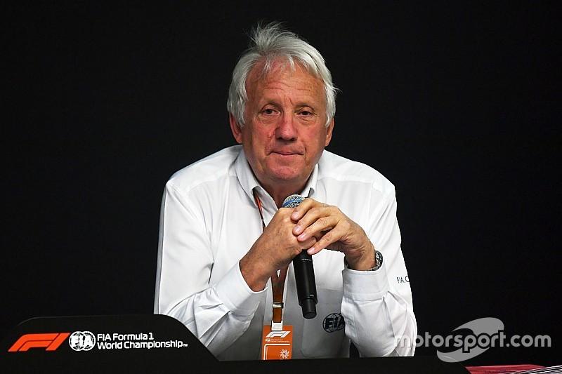 Fallece a los 66 años Charlie Whiting, director de carrera de F1