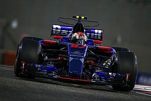 Toro Rosso cemas dengan posisinya di klasemen