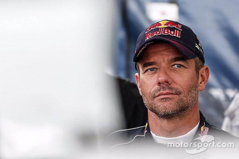 """Sébastien Loeb: """"No estoy corriendo contra Ogier"""""""