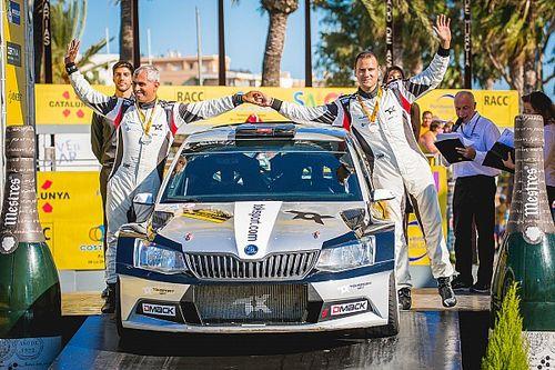 Orhan Avcıoğlu ve Burçin Korkmaz ERC'de yarışacak