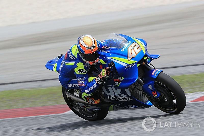 У Suzuki розповіли про «значне» покращення мотора MotoGP