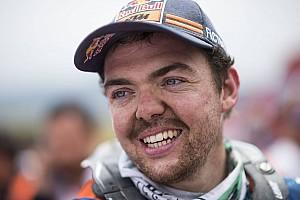 Dakar Artículo especial Walkner, el primer austriaco que gana con KTM