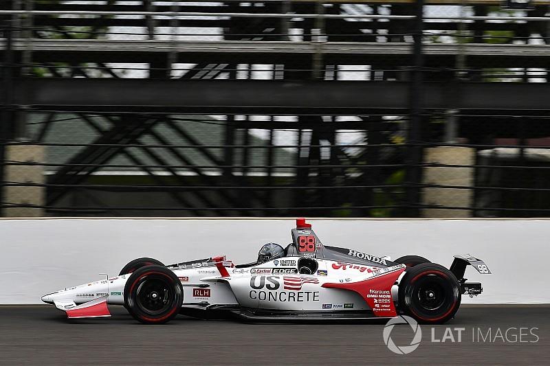 Indy 500: Andretti passeert 227 mph op tweede trainingsdag