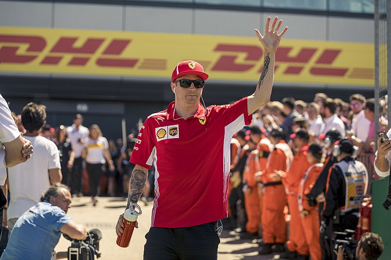 Sauber: Nem lenne rossz Kimi, de csak a teljesítmény számít