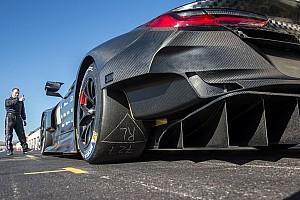 Autó Motorsport.com hírek Hattyúnyak és széles diffúzor a BMW M8 GTE-n