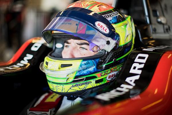 Обрі дебютує у GP3 у складі Arden