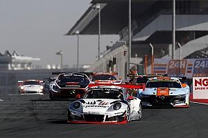 Langstrecke Etappenbericht 24h Dubai 2018: Zweikampf zwischen Mercedes und Porsche