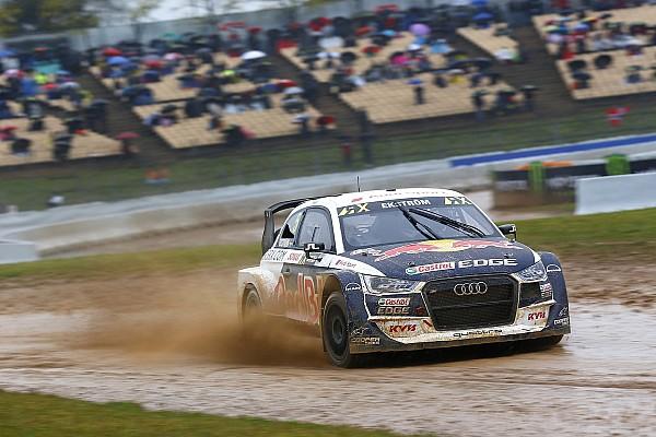 Ралли-Кросс Отчет о гонке Экстрем начал с победы новый сезон мирового ралли-кросса