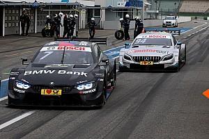 DTM Testbericht DTM-Test in Hockenheim: Neue Bestzeit für BMW