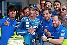 MotoGP Iannone sigue