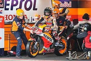 Warm-up - Márquez retrouve la première place