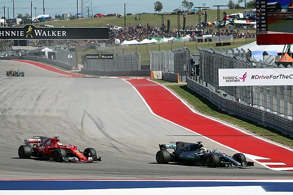 Formule 1 Résumé de course Course - Hamilton reste maître d'Austin!