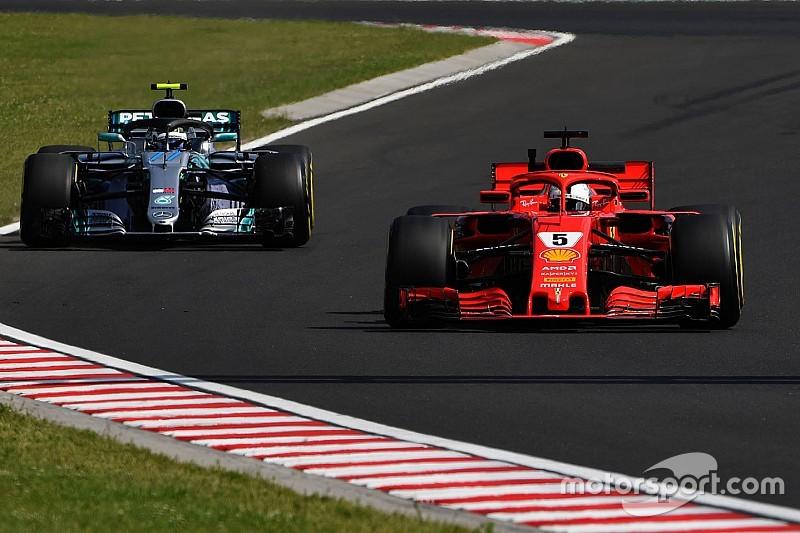 メルセデス、打倒フェラーリを誓う「追いつくまで、休むことはない」