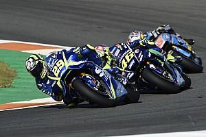 MotoGP Важливі новини Конкуренти посприяють прогресу Suzuki у MotoGP