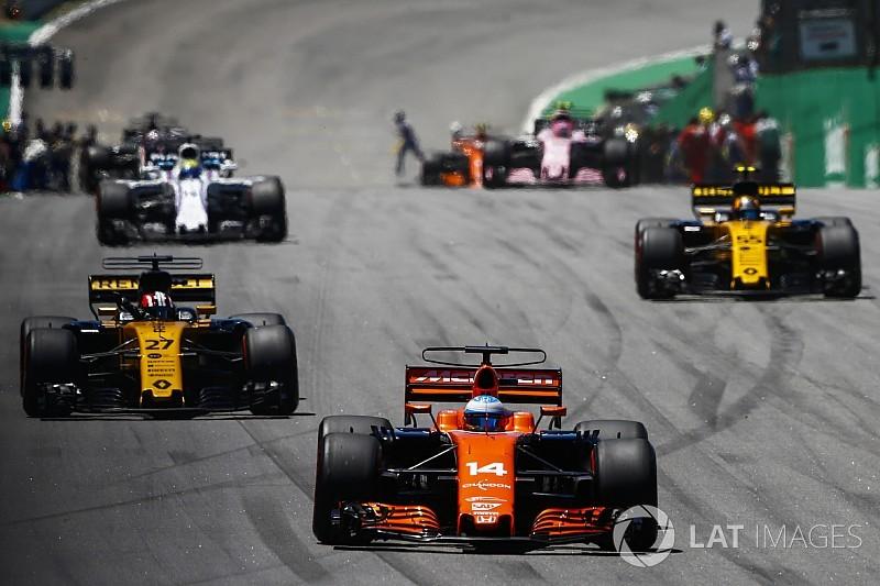"""Prost: L'accord avec McLaren, une """"pression positive"""" pour Renault"""