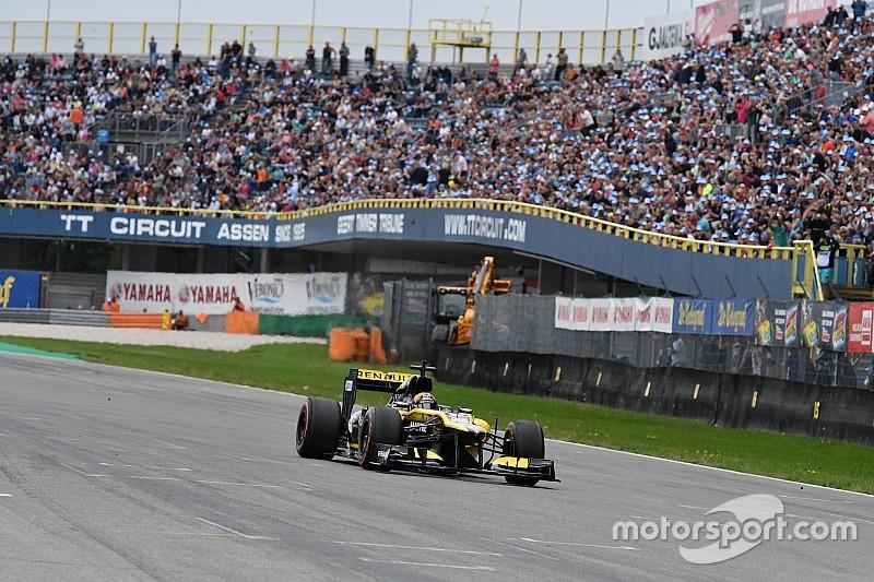 TT Circuit Assen wil ongeacht keuze van FOM 'F1-klaar' worden
