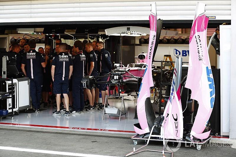 La FIA aprueba el cambio, Racing Point Force India, nuevo equipo F1