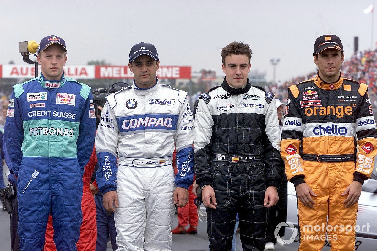 The fight to get a prodigy on the F1 grid