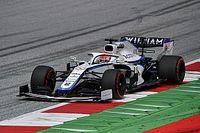 Nieuwe Mercedes-krachtbron voor Williams-coureur Russell