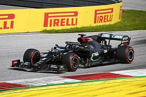 """Hamilton : J'ai """"tiré le maximum"""" du GP de Styrie"""