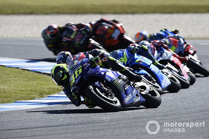 Yamaha in Sepang: Rossi skeptisch, Vinales hungrig auf weitere Siege