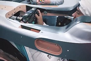 Mercedes: sulla W10 i coni anti intrusione restano in alto. A Brackley non copiano la Ferrari
