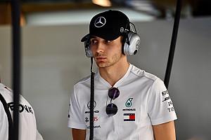 Окон висловив надію, що в Mercedes не забудуть про нього