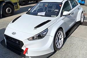 First Hyundai TCR car lands in Australia