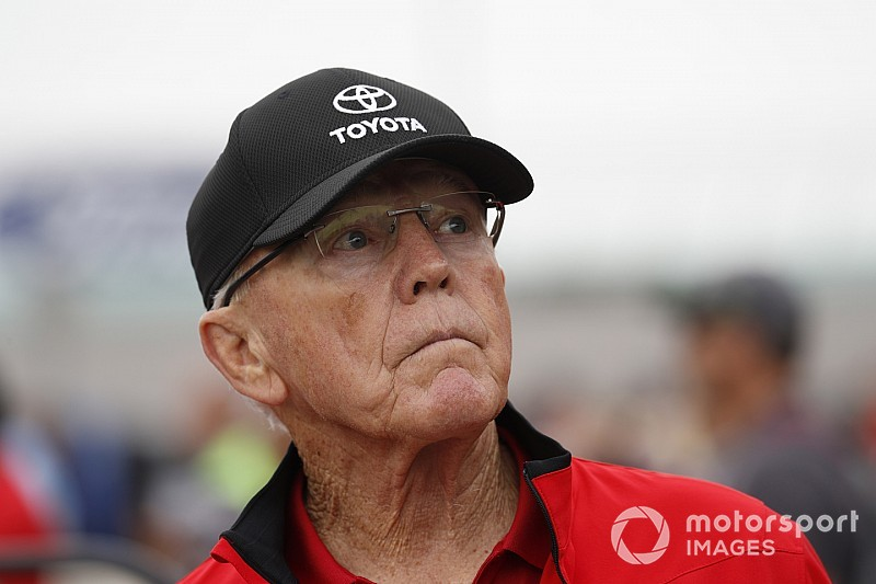 Joe Gibbs at Daytona: