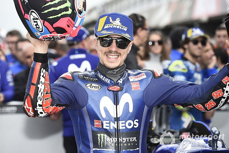 Valencia MotoGP: Vinales goes Q1-to-pole in epic qualifying